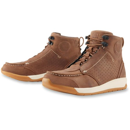 Icon 1000 Truant 2 Boots (Brown, 9.5)