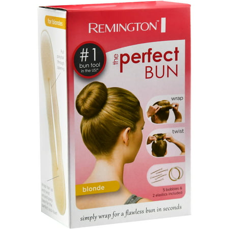 Remington Perfect Bun Hair Styling Accessory, White, SB1W1BL - Cheap Hair Accesories