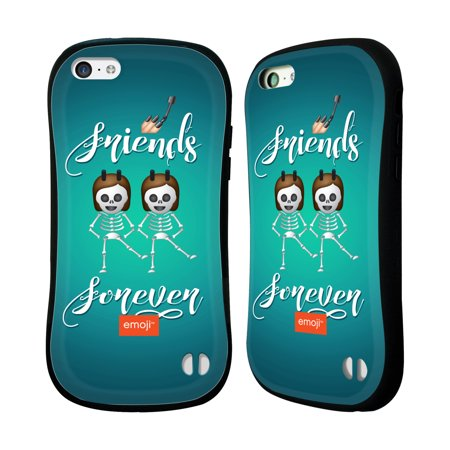 OFFICIAL EMOJI HALLOWEEN PARODIES HYBRID CASE FOR APPLE IPHONES PHONES - Hibrido Halloween