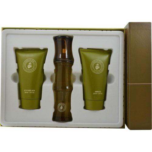Caribbean Joe 249616 Set-Eau de Toilette Spray 3.4-Oz and Aftershave Balm 5-Oz and Shower Gel 5-Oz