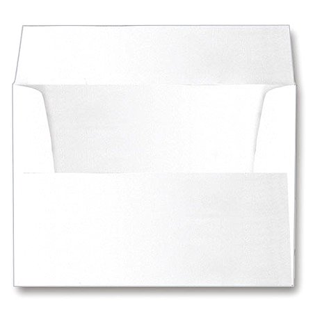 4x6 Photo Envelopes - Envelopes For 4x6 Photo Folders and Frames (25 Pack)