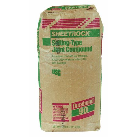 Sheetrock Durabond Setting Type Drywall Joint Compound