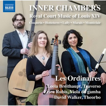 Royal Court Music (Inner Chambers / Royal Court Music of Louis)