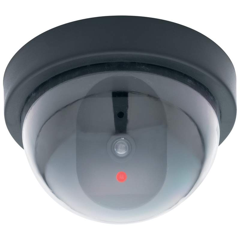 Mitaki-Japan® Non-Functioning Mock Security Camera
