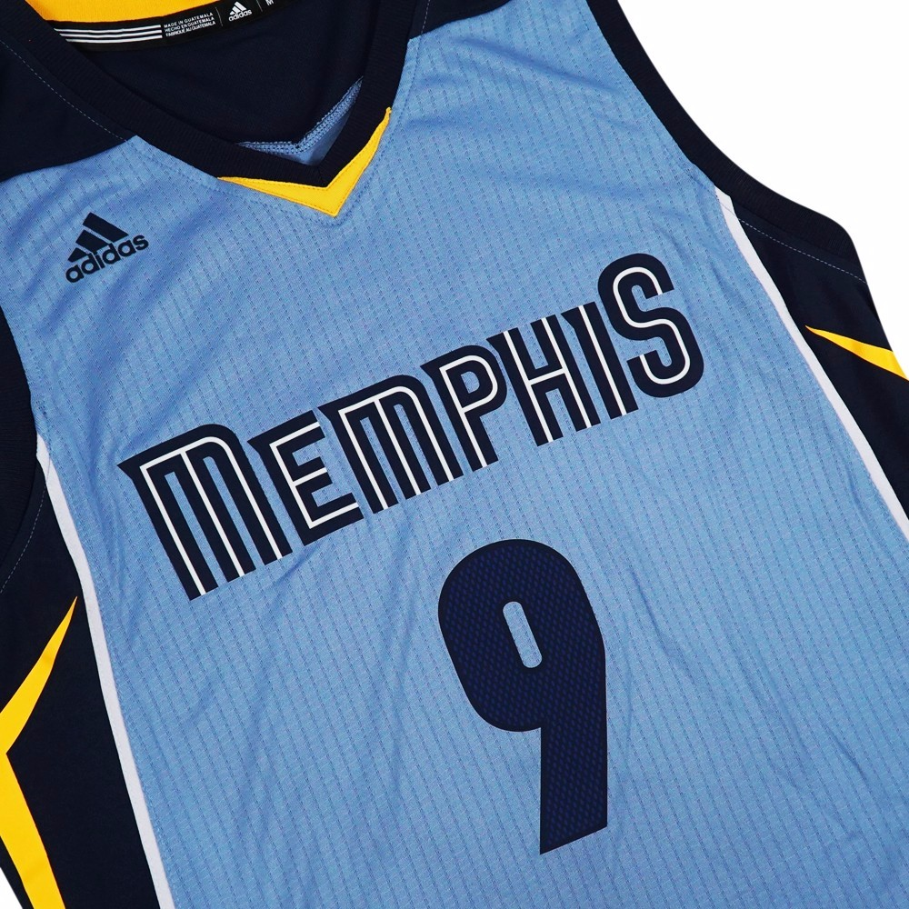 824c1081e Tony Allen Memphis Grizzlies NBA Adidas Blue Official Climacool Away Road  Swingman Jersey For Men - Walmart.com