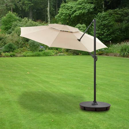 1702e04ab4 Garden Winds Replacement Canopy Top for Better Homes and Garden Umbrella  BH1609259915