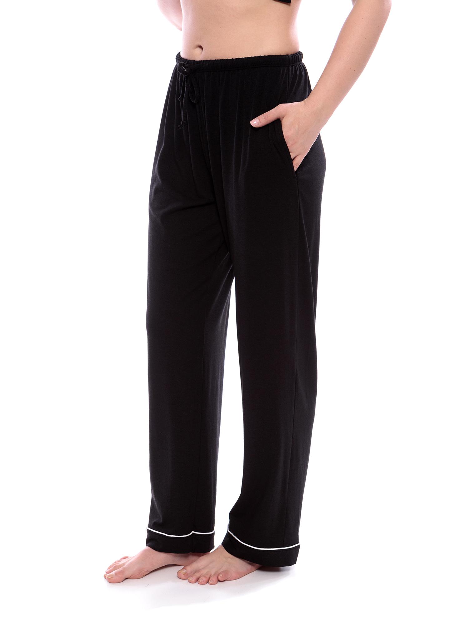 0a9a35b5f9 TexereSilk - Texere Women s Jersey Short Sleeve PJs - Sleepwear Gift (Classic  Slumber) - Walmart.com