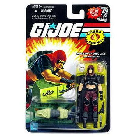 GI Joe Wave 11 Zartan Action Figure - Gi Joe Female