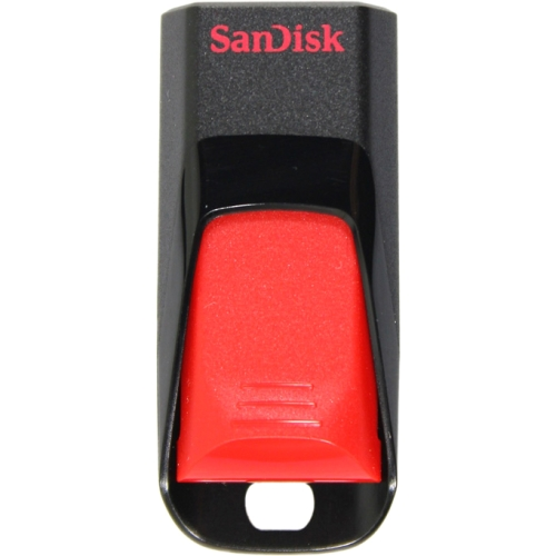 SanDisk SDCZ51-032G-A46 SanDisk Cruzer Edge USB Flash Drive - 32 GBUSB 2.0 - Encryption Support, Password Protection