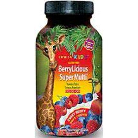 Irwin Kids Berry Licious Multi Irwin Naturals 30 Chewable
