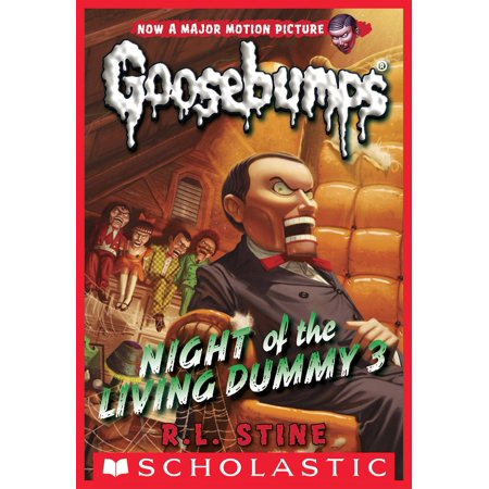 Classic Goosebumps #26: Night of the Living Dummy 3 - eBook (Ventriloquist Dummies Halloween)