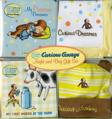 Curious Baby Curious George Night and Day Gift Set