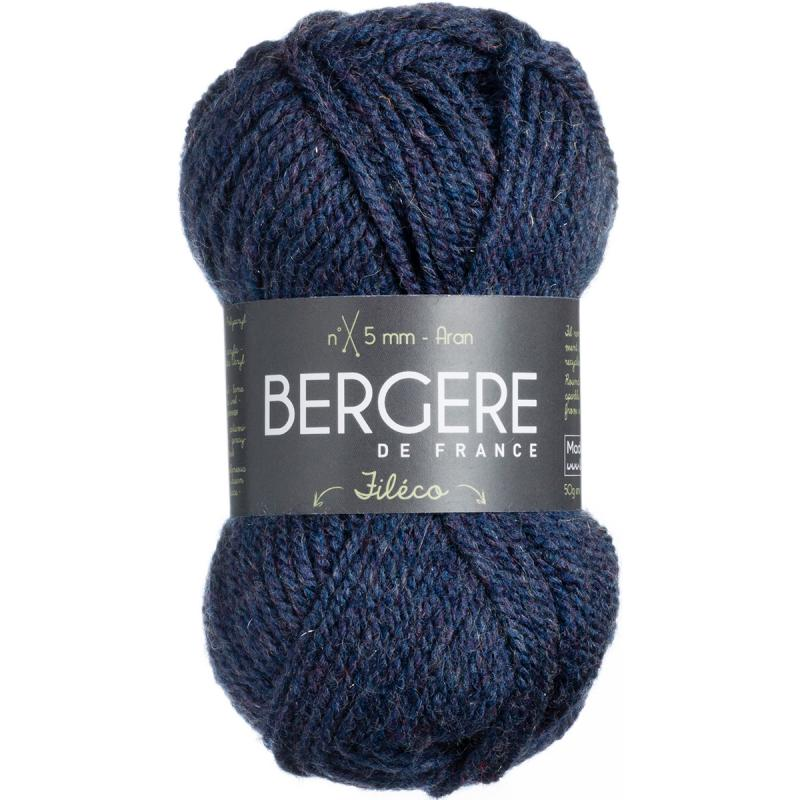 Bergere De France Fileco Yarn-ecomarine