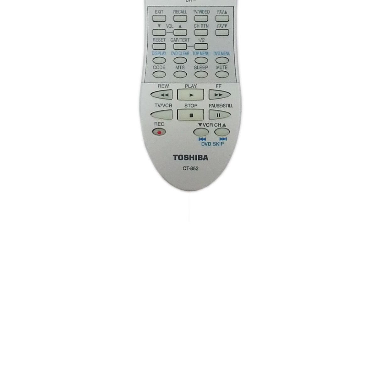 Original TV Remote Control for TOSHIBA 27A45 Television - Walmart com