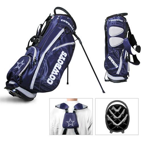 Team Golf NFL Dallas Cowboys Fairway Golf Stand Bag