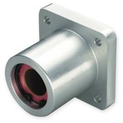 PBC Linear SFP12 Flange Bearing,0.750 In Bore,2.067 In L