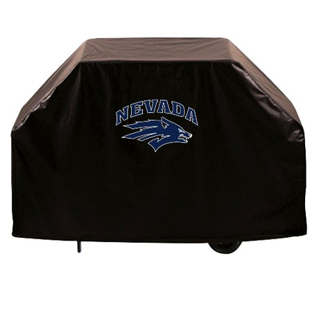 Wolf Outdoor Grills - NCAA Grill Cover by Holland Bar Stool, 72'' - Nevada Wolf Pack