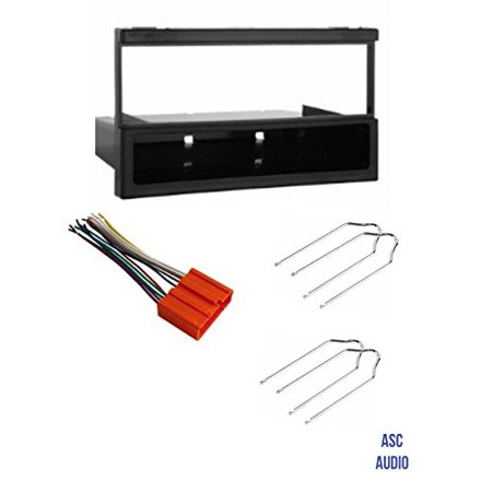 asc car stereo dash kit wire harness and radio tool for. Black Bedroom Furniture Sets. Home Design Ideas