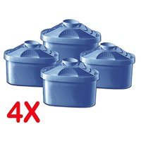 The Alkaline Water Pitcher Cartridge 4 PACK by Water Pitchers