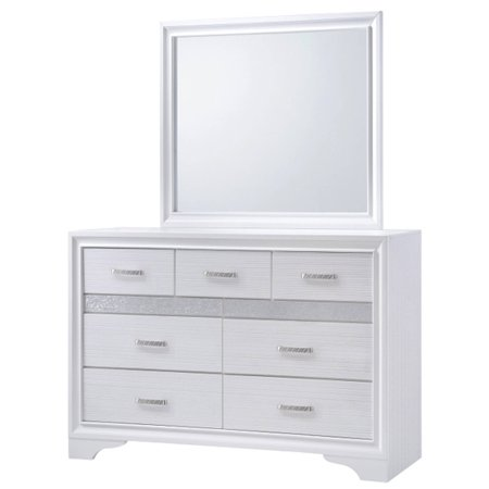 Coaster Company Miranda Dresser, White (mirror sold separately)
