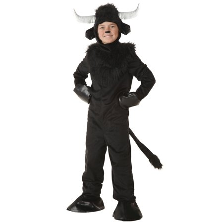 Bull Costume For Kids (Child Bull Costume)