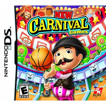 New Carnival Games (DS)