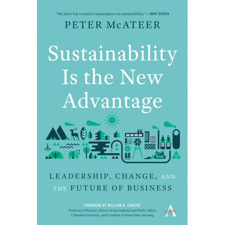 Sustainability Is the New Advantage - eBook