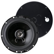 Planet Audio TRQ622 Torque 250 Watt (Per Pair), 6.5 Inch, 2 Way Car Speakers