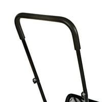 Sun Joe MJ501M Manual Reel Mower w/ Grass Catcher , 18 inch