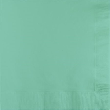 Mint Green Napkins (Touch of Color Lunch Napkins, 2-Ply, Fresh Mint, 50)