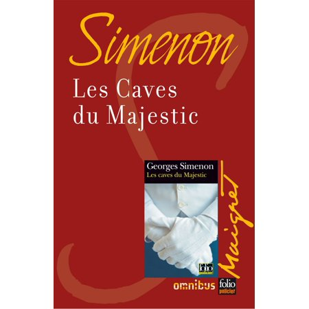 Les caves du Majestic - eBook