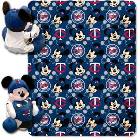 Official MLB and Disney Cobrand Minnesota Twins