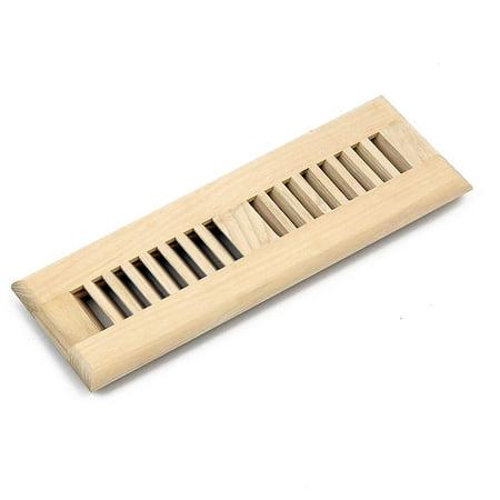 Welland 2 Quot X 10 Quot Wood Vent Floor Register Self Rimming