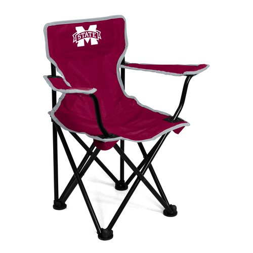 Logo Chair NCAA Mississippi State Toddler Chair