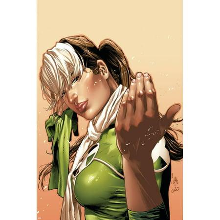 X-Men Legacy No. 234: Rogue Print Wall Art (Rogue On Xmen)