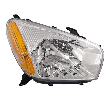 2001-2003 Toyota Rav4 New Headlight Driver Left Halogen Headlamp w/o Sports Package Assembly TO2502143
