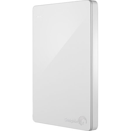Seagate Backup Plus Slim STDR2000306 - Hard drive - 2 TB - external (portable) - USB 3.0 -