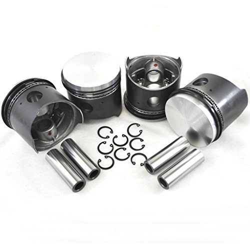 AA Performance Products VW 77MM Type 1 Piston Set 40HP