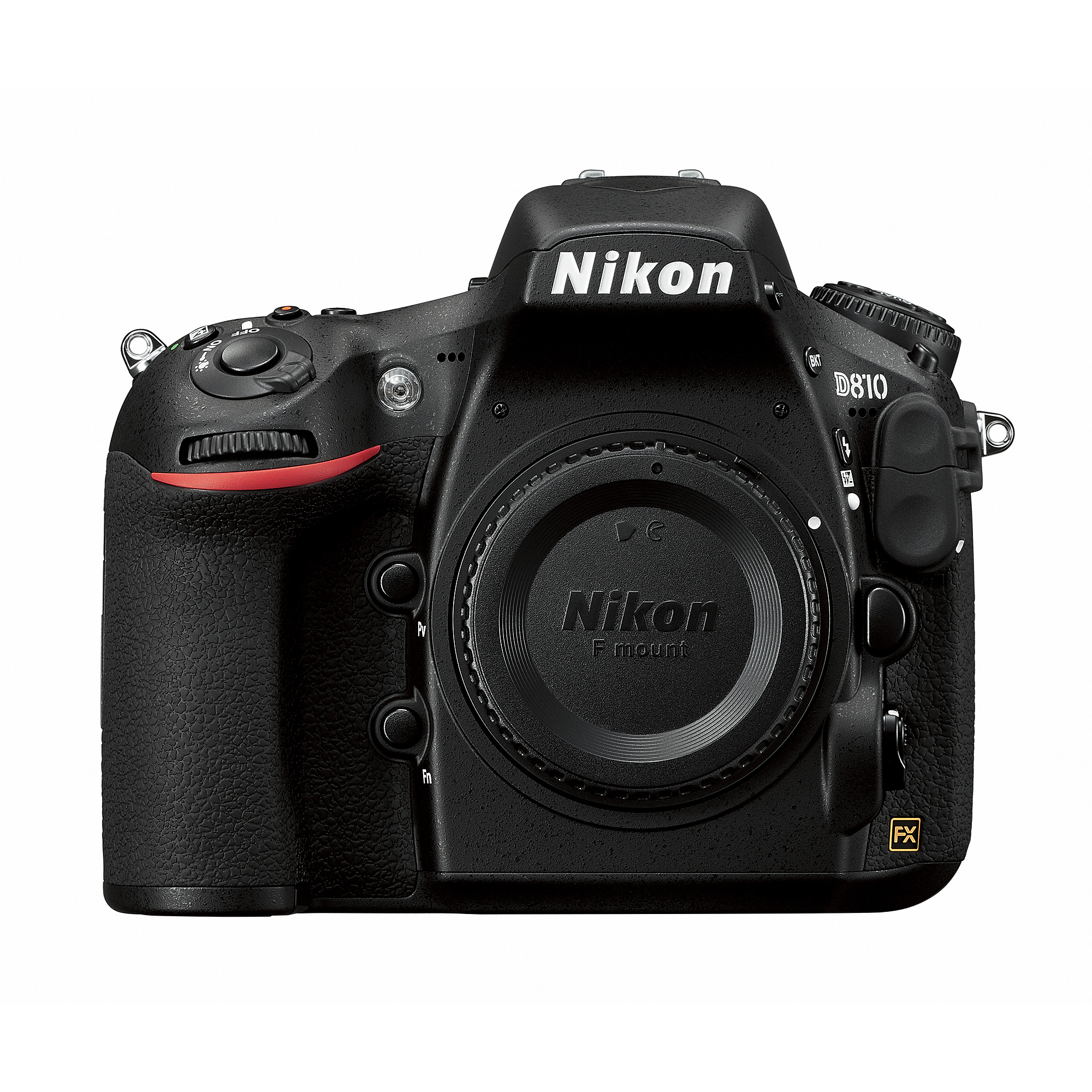 Nikon Black D810 FX-format Digital DSLR Camera with 36.3 Megapixels (Body Only)