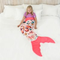Butterfly Blankie Tails for Kids by Your Zone