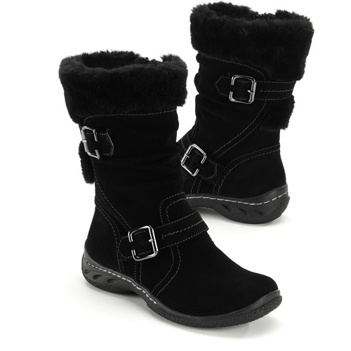 Earth Spirit - Women's Brigitte Suede Boots