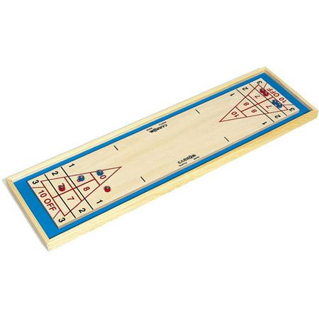 Carrom Shuffleboard Game