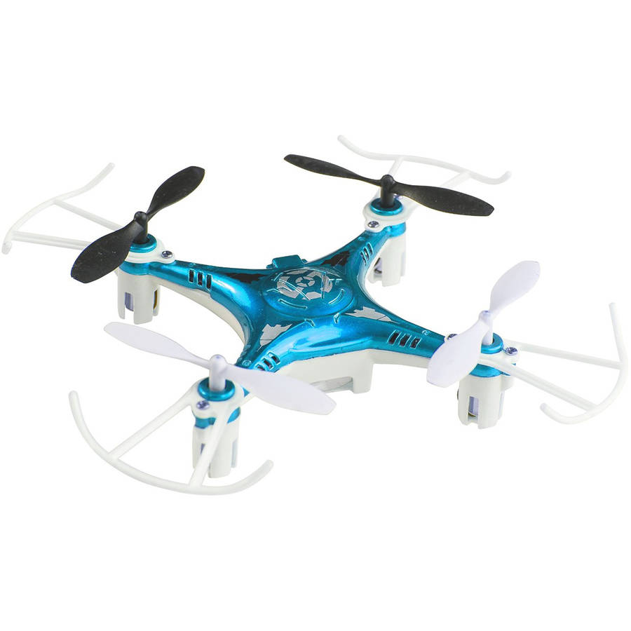 2.4G 4-CH RC Quadcopter with 6 Axis Gyro and Lighting