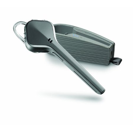 Plantronics Voyager Edge Wireless and Hands-Free Bluetooth Headset with Charging Case - Compatible with iPhone, Android,