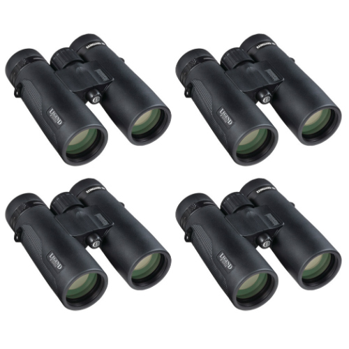 Bushnell Legend E Series 10 X 42mm Binocular (4-Pack) Binocular