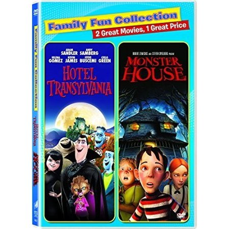 Hotel Transylvania Monster House