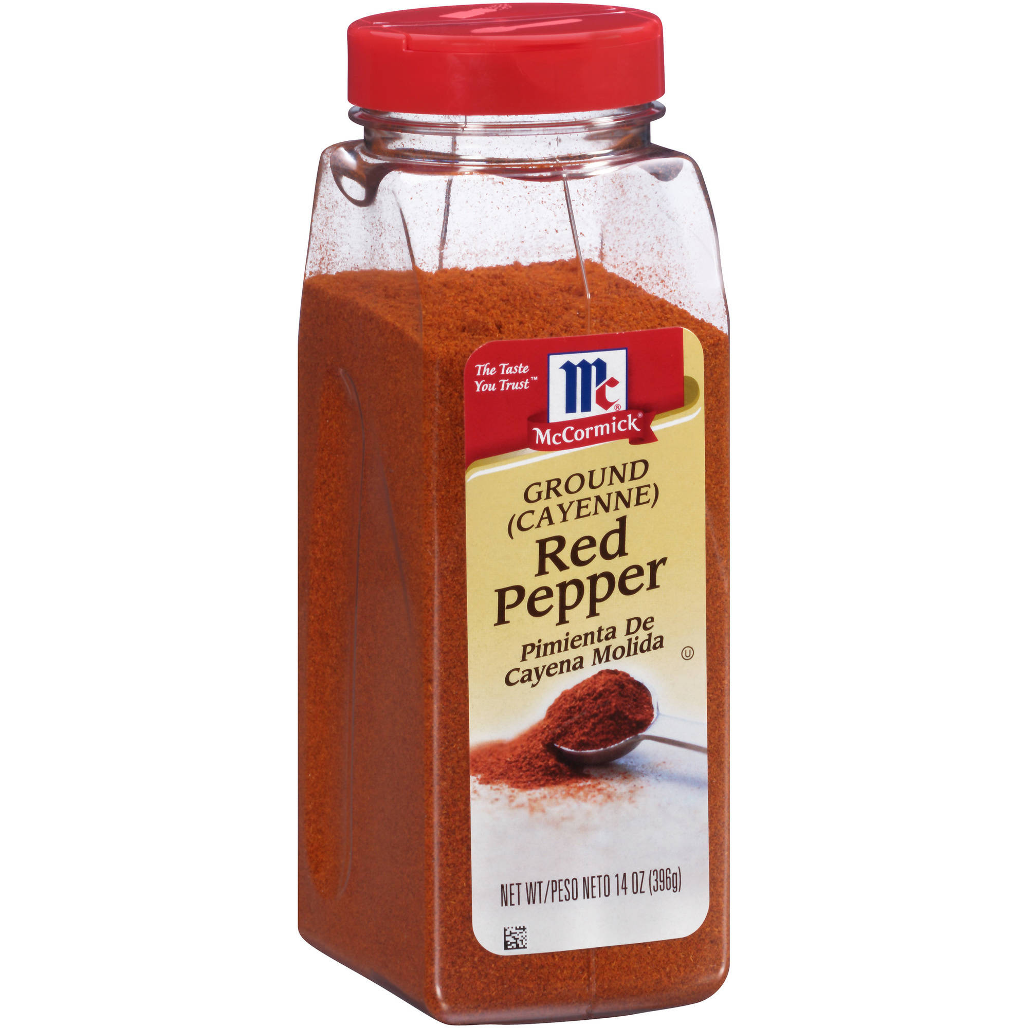 McCormick Ground (Cayenne) Red Pepper, 14 oz