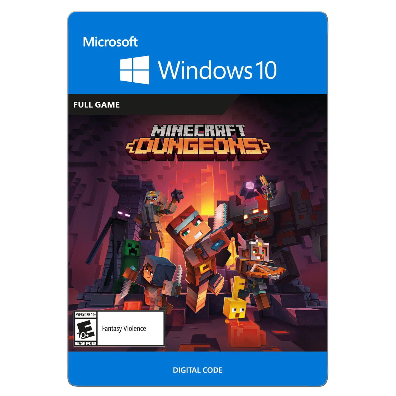 Minecraft Dungeons, Microsoft, Windows 8 [Digital Download] - Walmart.com