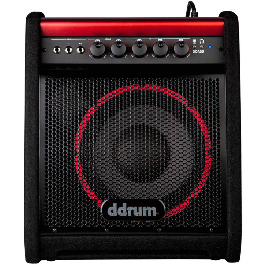 DDrum 50-Watt Electronic Percussion Amp by ddrum