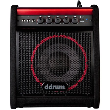 DDrum 50-Watt Electronic Percussion Amp by